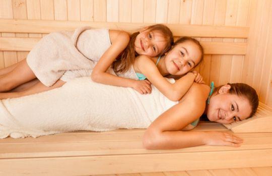Mamiweb.de - Sauna mit Kind?  #sauna #kind #kinder #kindersauna #schwitzen #gesund #gesundheit #kreislauf #saunieren #temperatur