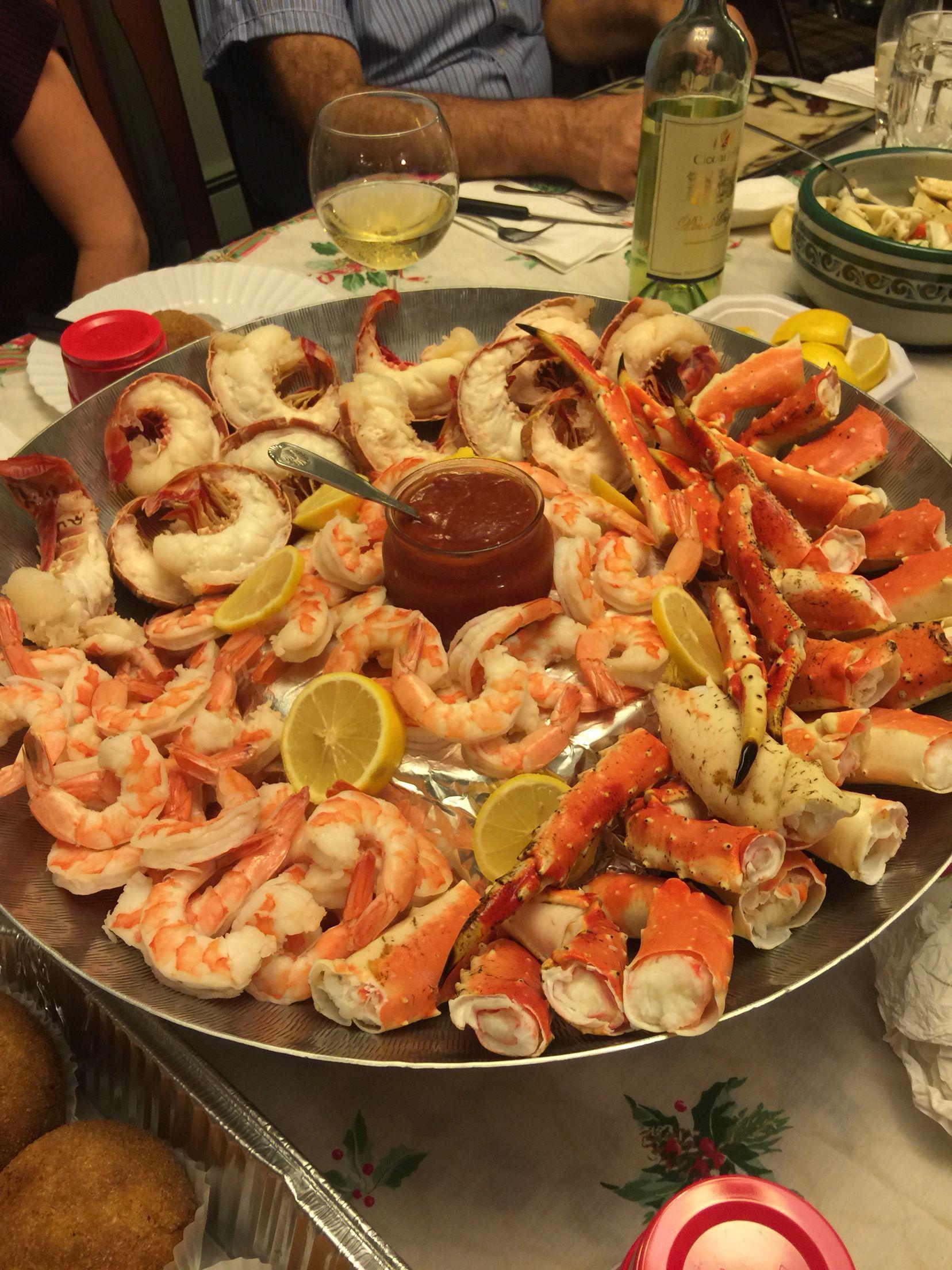Seafood Christmas Food Ideas : seafood, christmas, ideas, Holidays