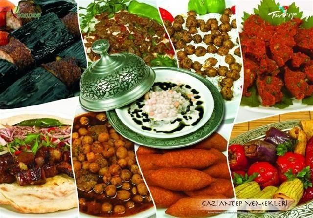 Gaziantep mutfagi tarifi 27 gaziantep pinterest for Türkise küche