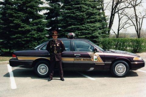 Minnesota State Patrol Interceptor 1992 Ford Crown Victoria