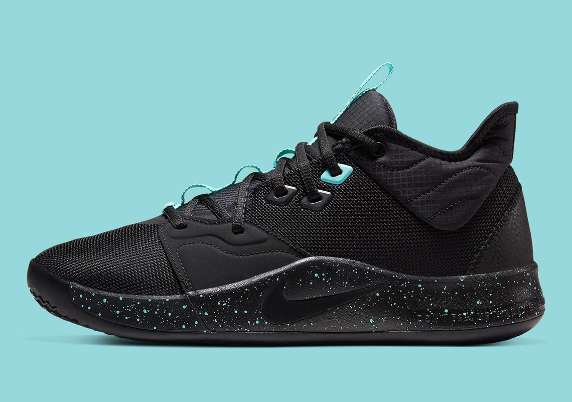 The Nike Pg 3 Arrives In A Diamond Colorway With Images Nike
