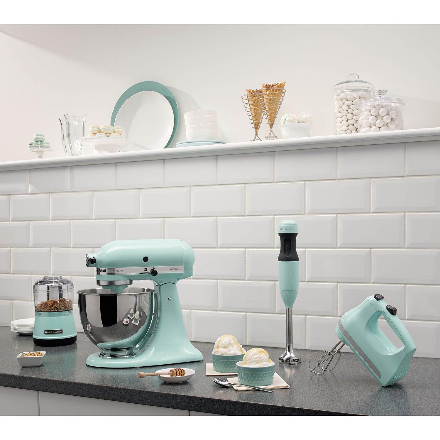 Image result for kitchenaid ice blue mixer kitchen aid