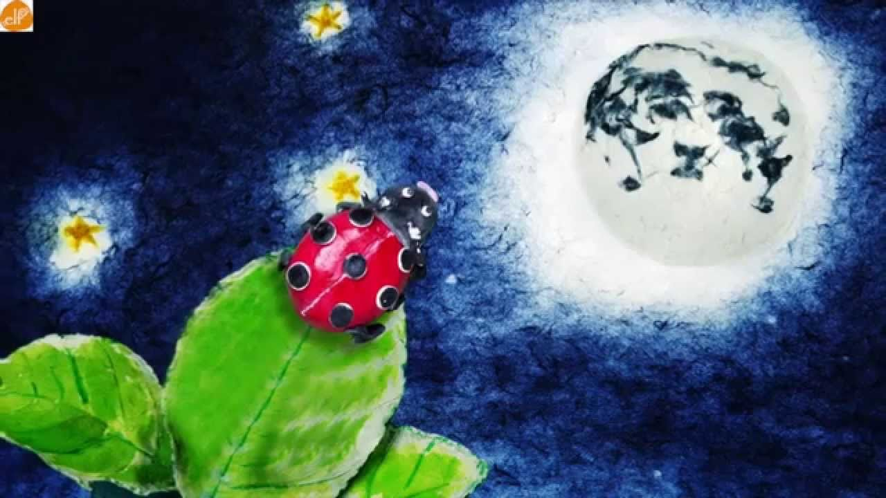 Beautiful Children S Bedtime Story Lily And The Moon Picture