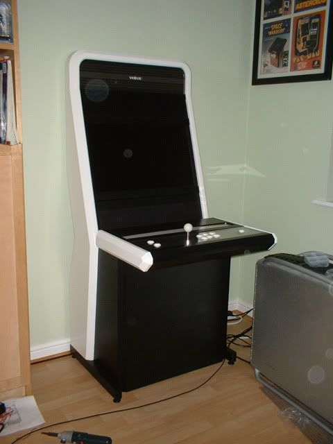 Superb Sit Down Arcade Cabinet 8 Plans