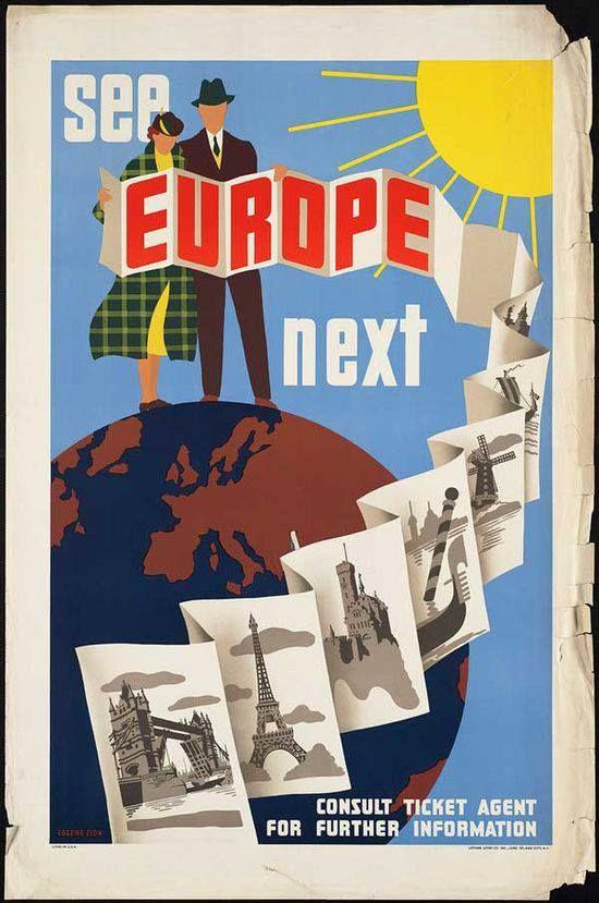 Eine Gute Idee Um Europa Kennenzulernen