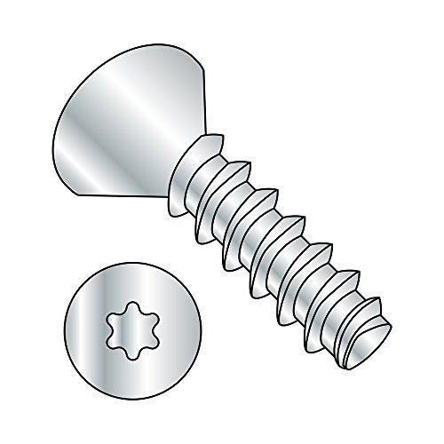 Steel Thread Rolling Screw for Metal Zinc Plated 82 Degree Flat Undercut Head 1//2 Length Pack of 100 Phillips Drive #12-24 Thread Size