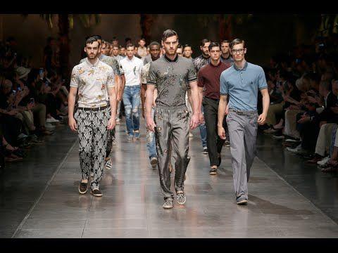 Dolce&Gabbana Summer 2016 Men's Fashion Show