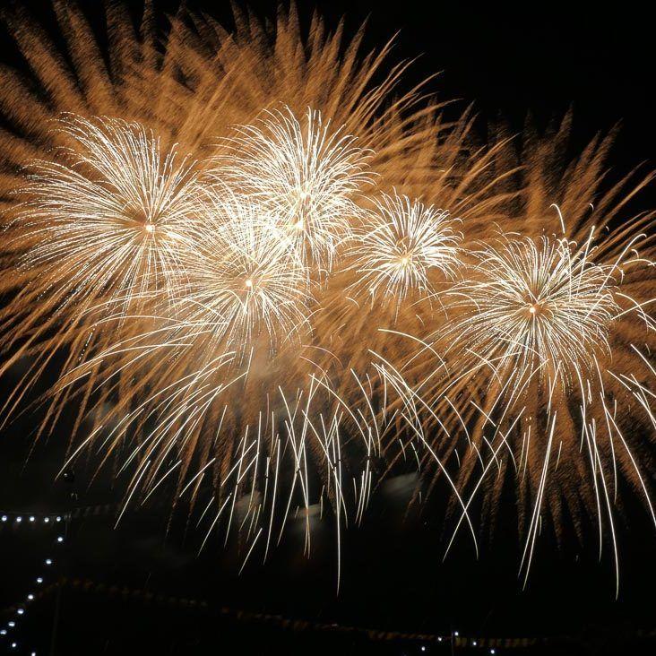 Was gibt es schöneres als ein Feuerwerk für die Hochzeit? Röder Feuerwerk im weddingstyle Hochzeitsblog