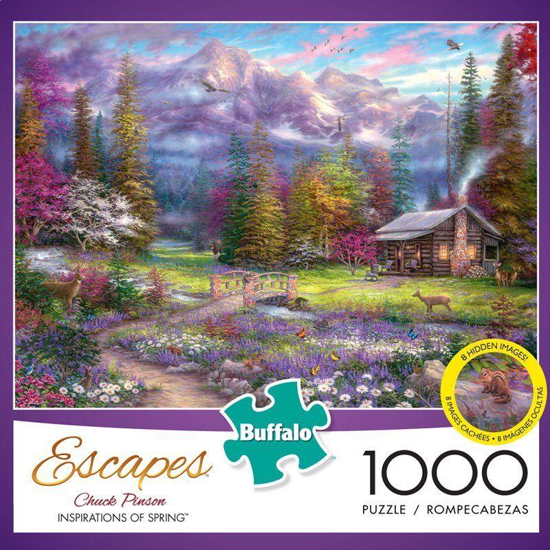 1000pc Cartoon Puzzle Asr in 2020 Cartoon puzzle, Toy