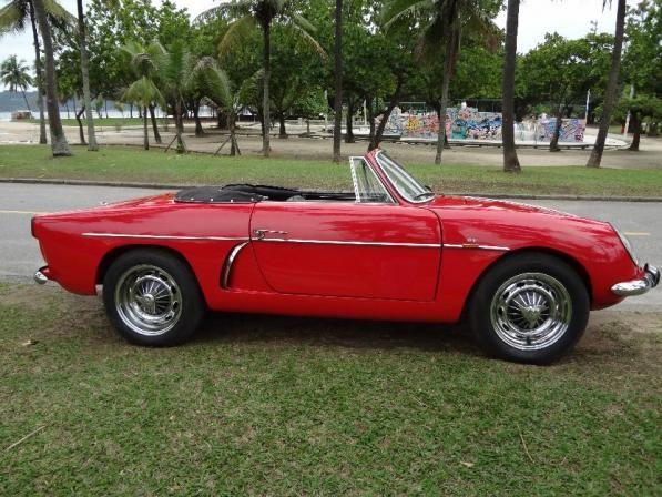 Willys Interlagos Conversavel 1964 1964 Carros Inga Nitera I Bomnega Cio Agora A C Olx Com Br Carros Conversivel Carros Classicos