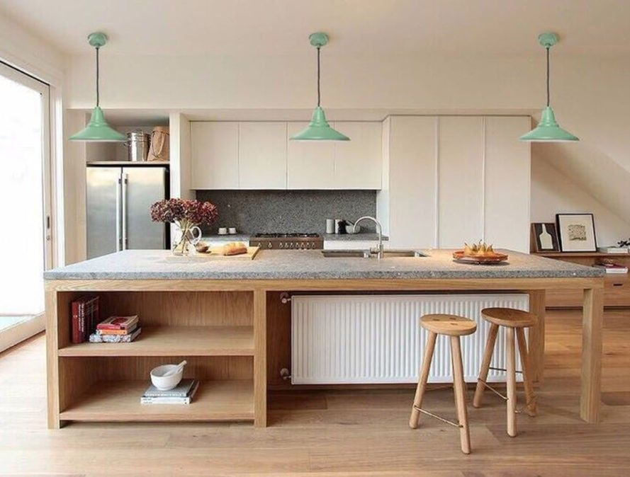 Great Ways For Lighting A Kitchen: 10 Ways To Nail The Rustic Modern Aesthetic With Barn