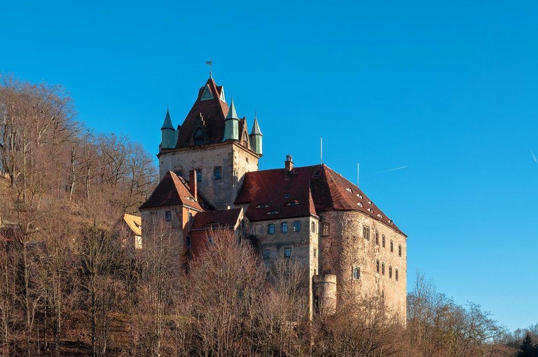 Schloss Kuckuckstein Sachsen Deutschland Burgen Schloss Burgen Und Schlosser