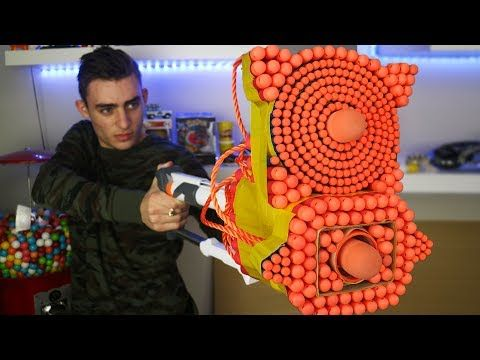 (1) NERF WAR: ULTIMATE NERF GUN MOD - YouTube
