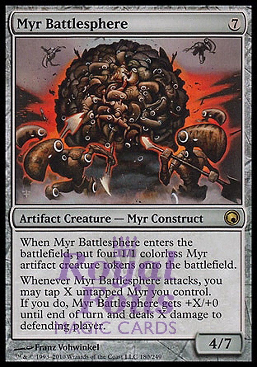 FOIL WOODED BASTION Double Masters Magic MTG MINT CARD