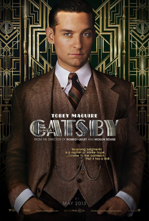 the great gatsby play characters