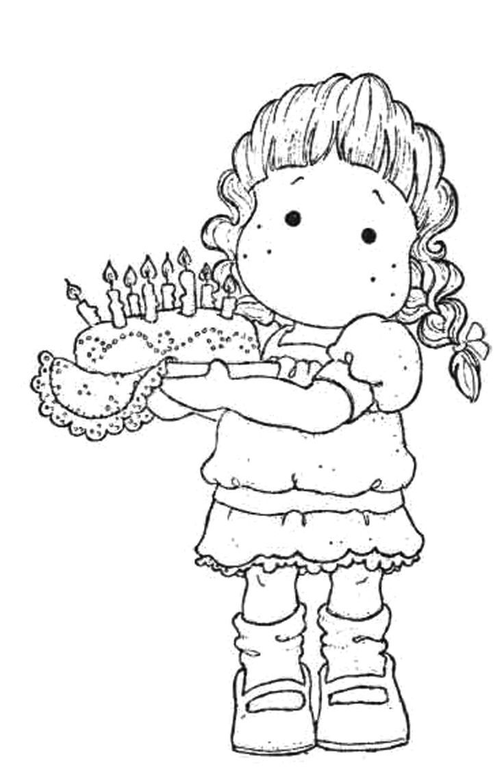 magnolia stamps coloring pages - photo#33