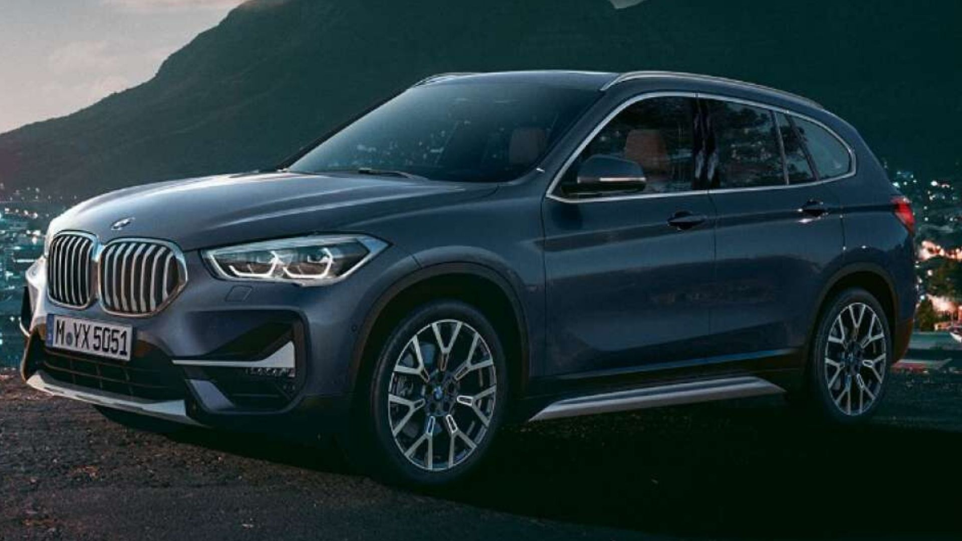 BMW has launched the new BMW X1 (BS6) in India at Rs 35