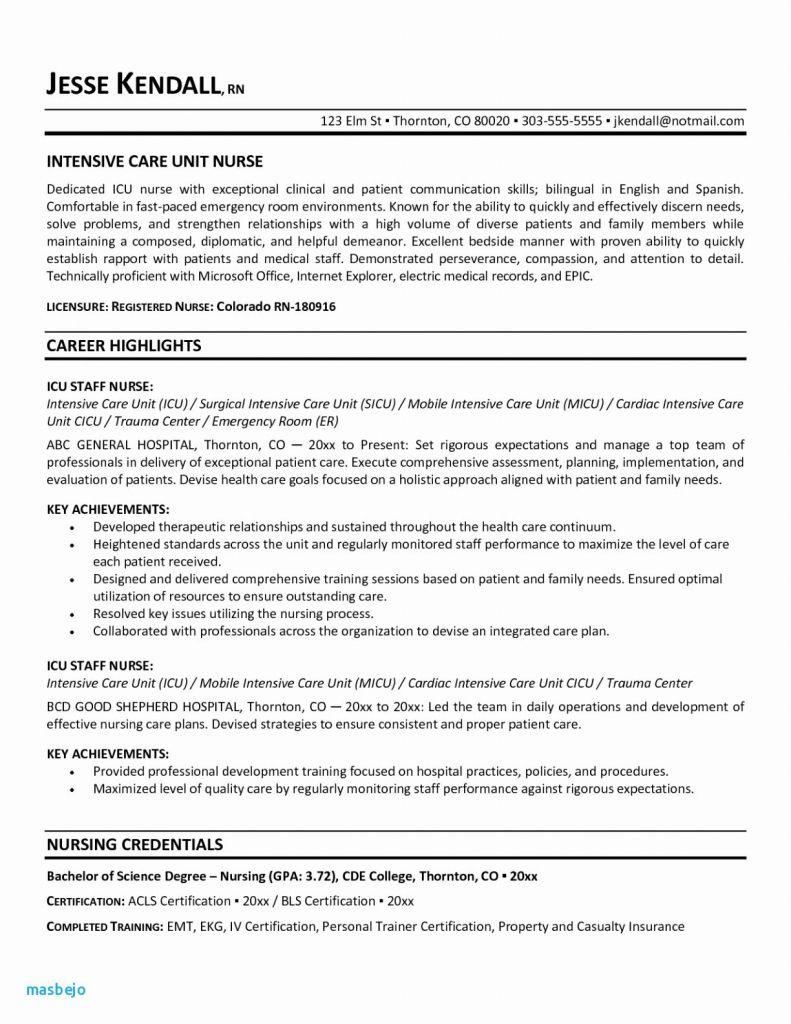 Nurse Practitioner Resume Objective Statement