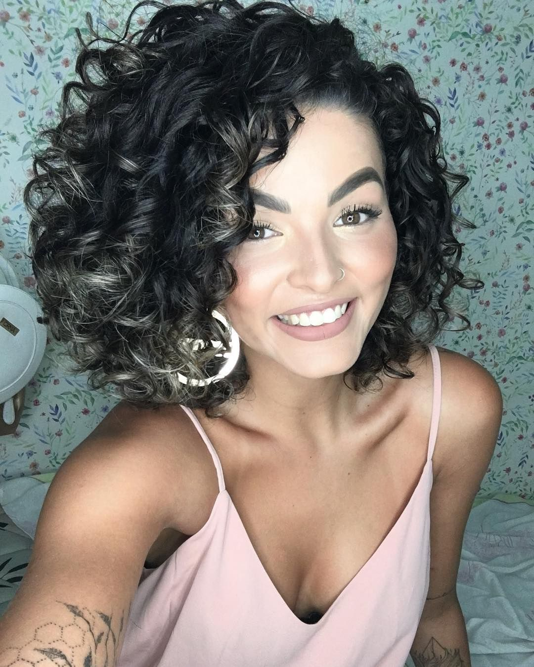 Short hair cut beauty hair pinterest curly hair style and