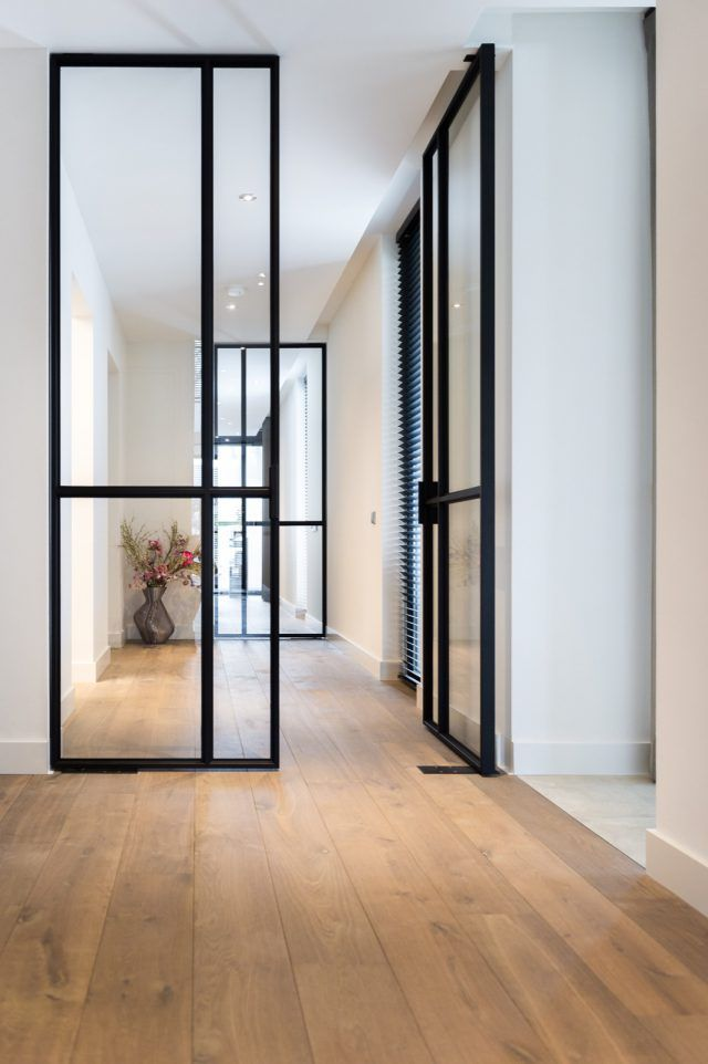 steel doors and windows exclusive villa
