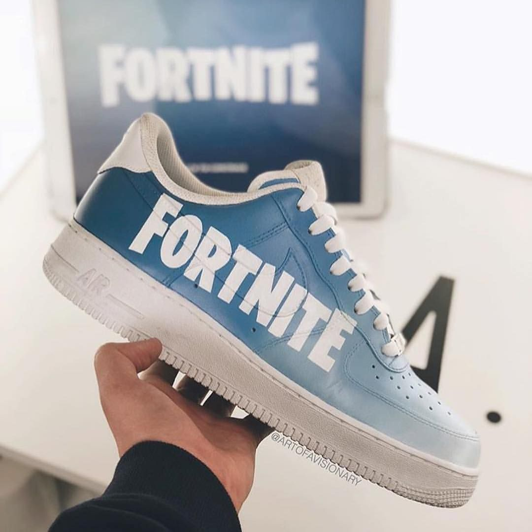 3dfda65300f95 Fortnite Shoes
