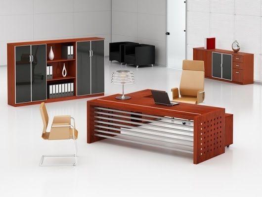 Chef Schreibtische #ChefSchreibtische Büroeinrichtung ...