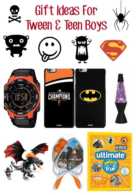 gift ideas for tween boys and teen boys christmas gift guide for big boys