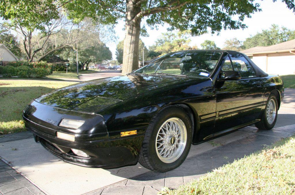1991 Mazda RX-7 Convertible  http://bringatrailer.com/listing/1991-mazda-rx-7-convertible/