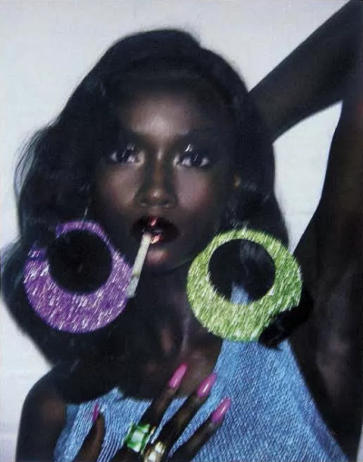 Riley Montana photographed by Steven Klein, Vogue Italia February 2017