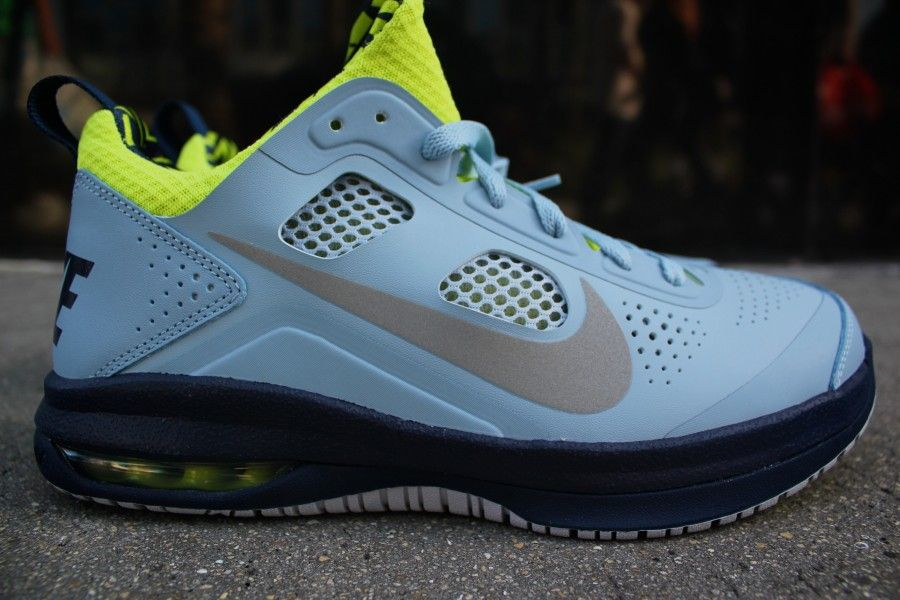 Basketball Blue Grey Cyber Air Max Dominate XD  a589dc335e