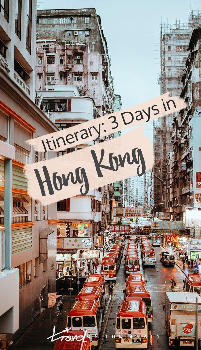 Your Perfect Hong Kong Itinerary – 3 Days in Hong Kong