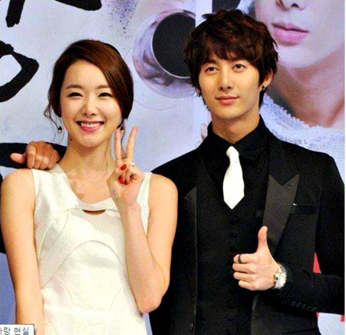 Kim Hyung Jun y So Yi Hyun  rumores