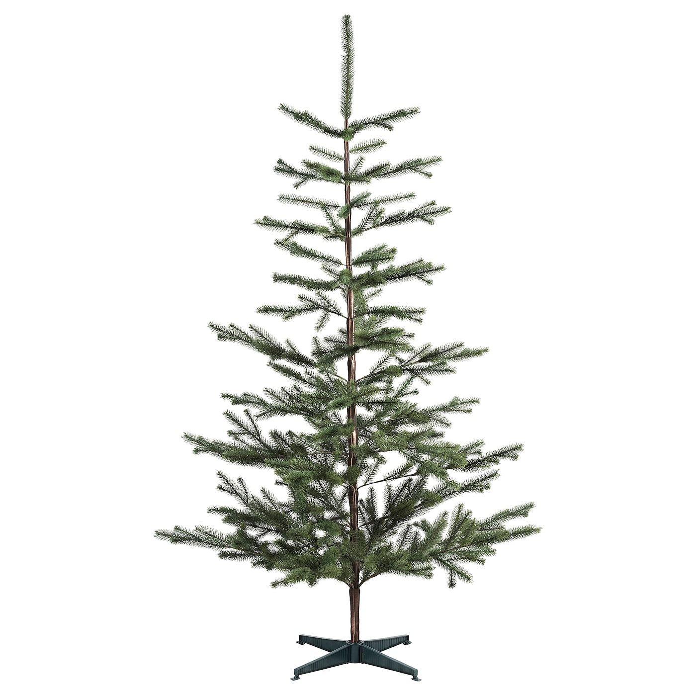 VINTER 2020 Artificial plant, indoor/outdoor/christmas tree green, Height: 80 ¾