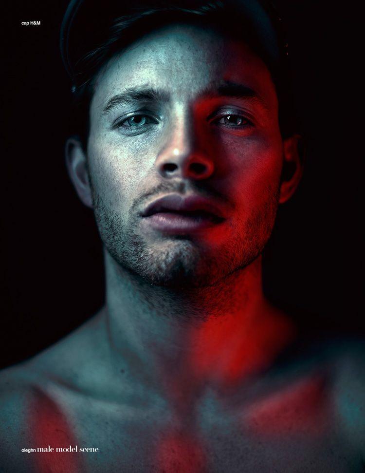 Ole Boie by Oleghn for Male Model Scene #portrait #portraitphotography #portraitphotographylighting