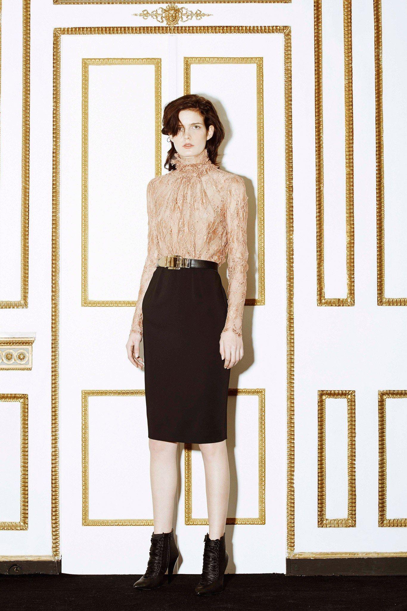 Just Cavalli Pre-Fall 2014 Fashion Show - Vogue   Fall