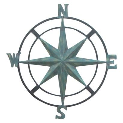 Exceptionnel Threshold™ Compass Wall Decor