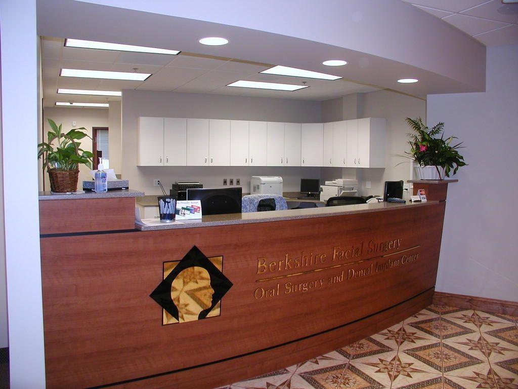 Perfect Medical Office Front Desk Design. Office Reception DesksReception ...
