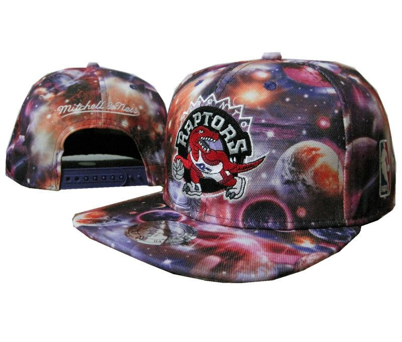 6437652b Galaxy NBA TORONTO RAPTORS Hats Mitchell And Ness x Snapbacks Hats ...
