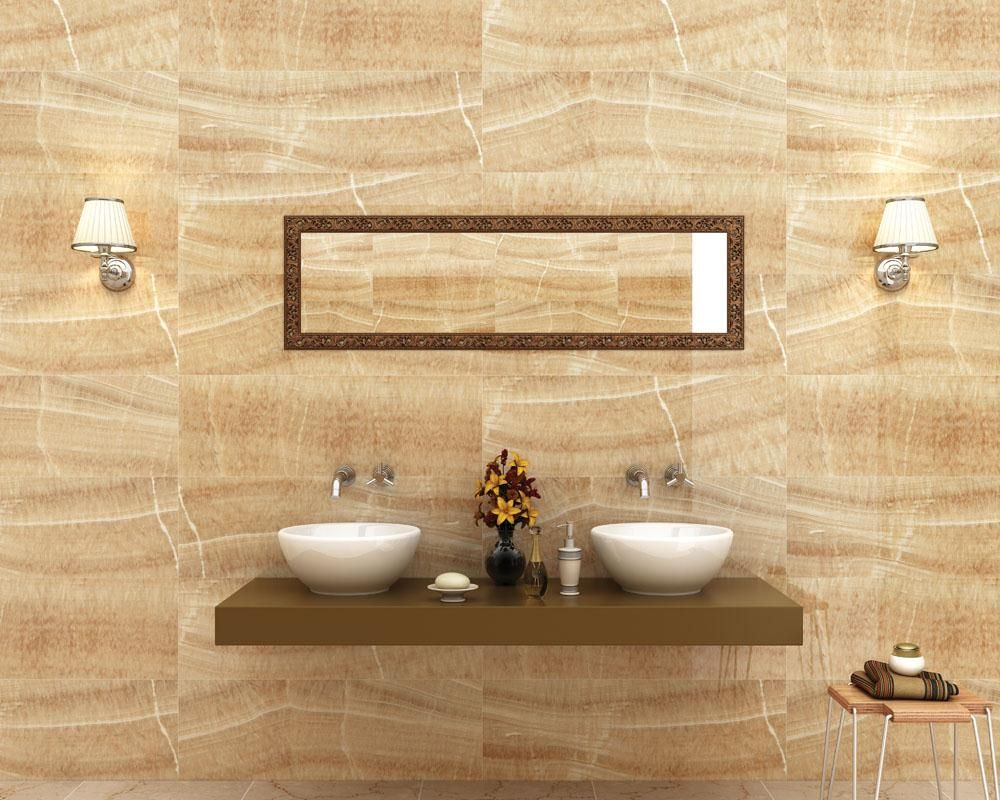 Creama Onyx Wall Tile Size 300x900 Mm For More Details Visit Http Nitcotiles In Tiles Details Aspx Applica Tile Bathroom Tiles Framed Bathroom Mirror