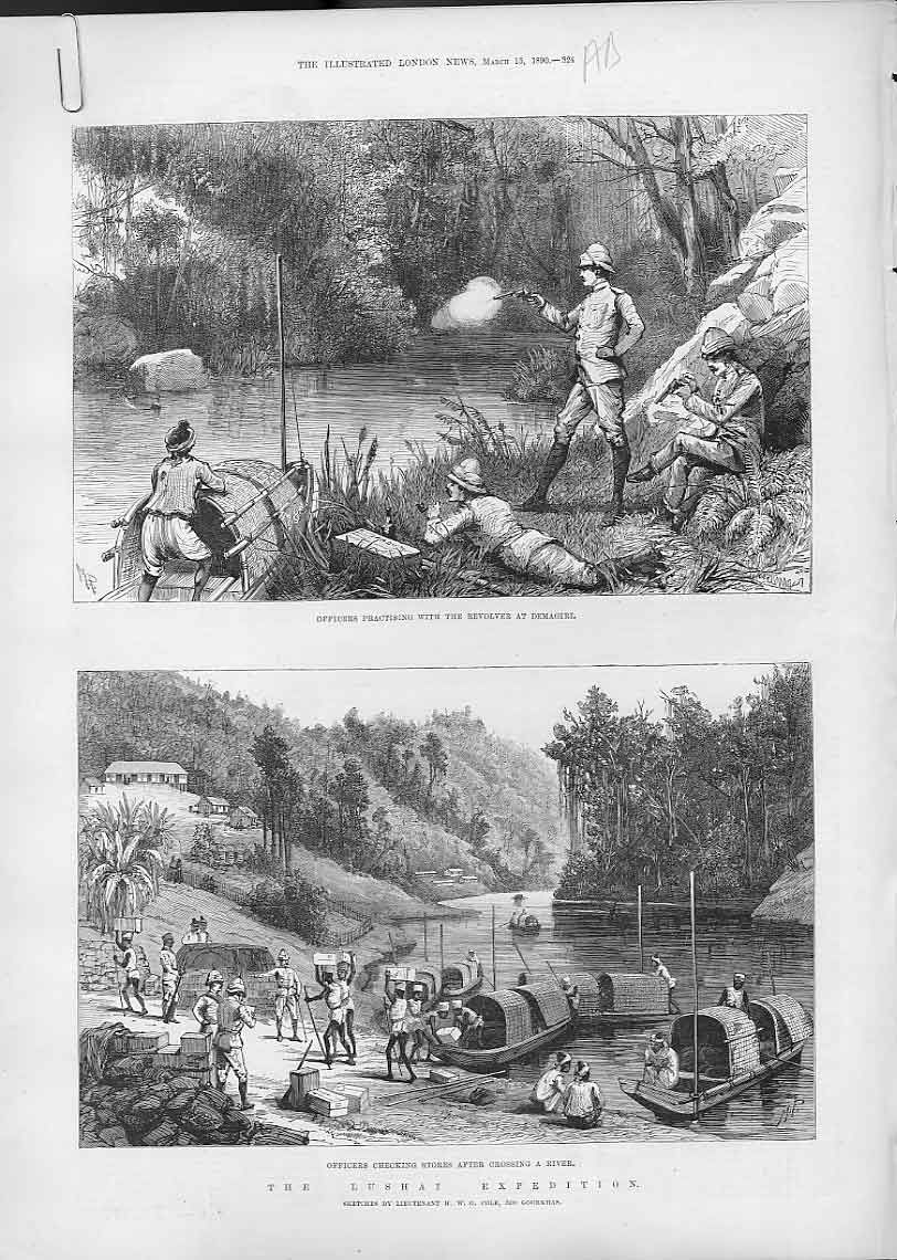 iln1890b.jpg 812×1,140 pixels Antique prints, Vintage
