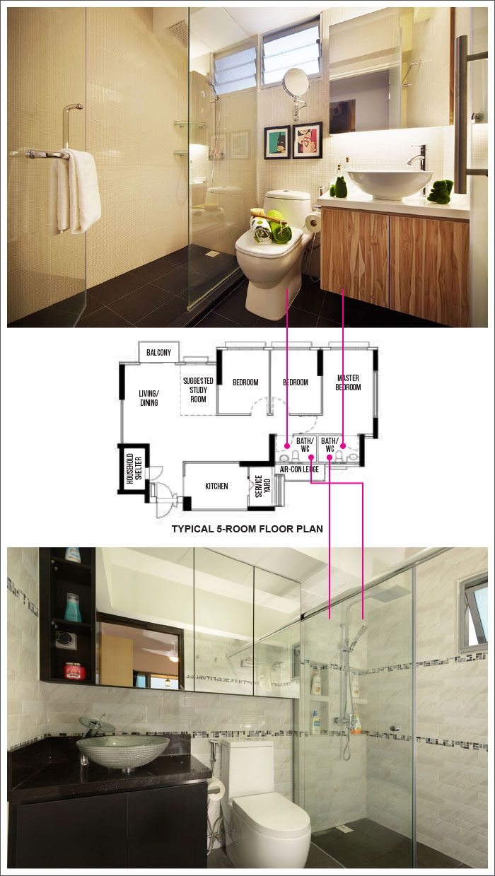 4 room hdb master bedroom design   Creative Layout Designs for Compassvale Cape  HDB Flat