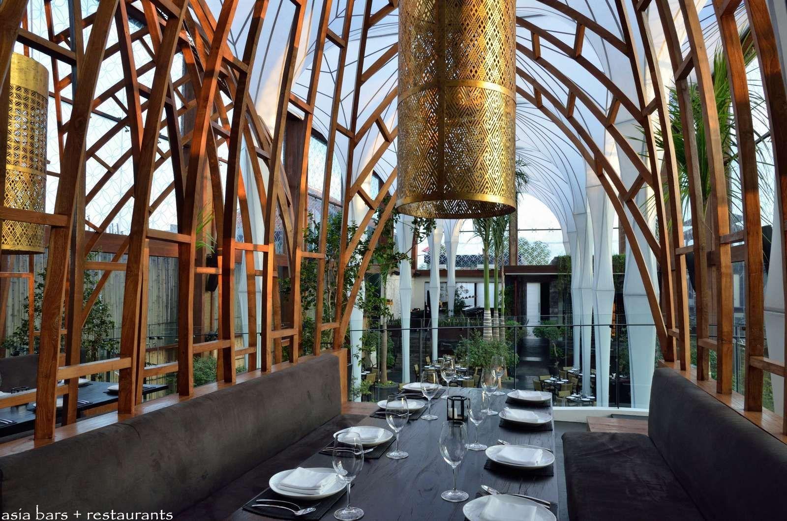Balinese Kitchen Design Merah Putih Restaurant Bali Interiors Pinterest Modern