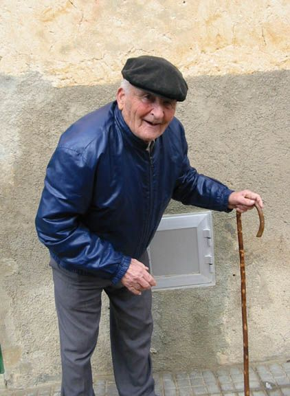 old man standing with cane - Google Search | The White ...