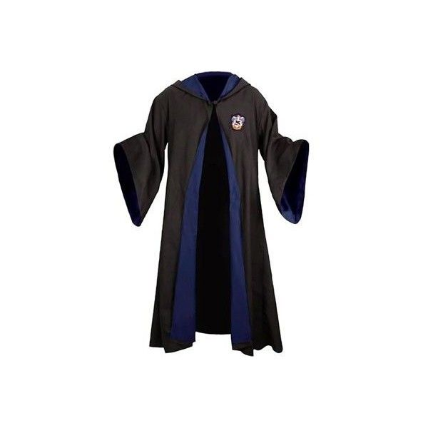 Harry Potter Youth Adult Robe Cloak... ❤ liked on Polyvore featuring  ravenclaw dd2e5729e