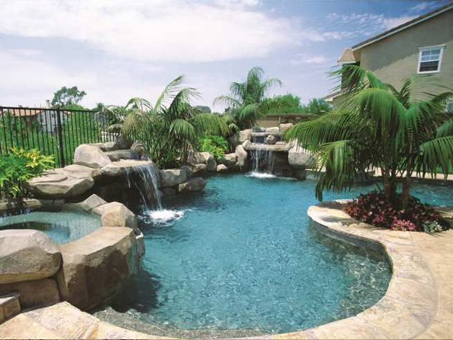 This is soooo nice!!!!! Pool Pinterest Nice, Garden and