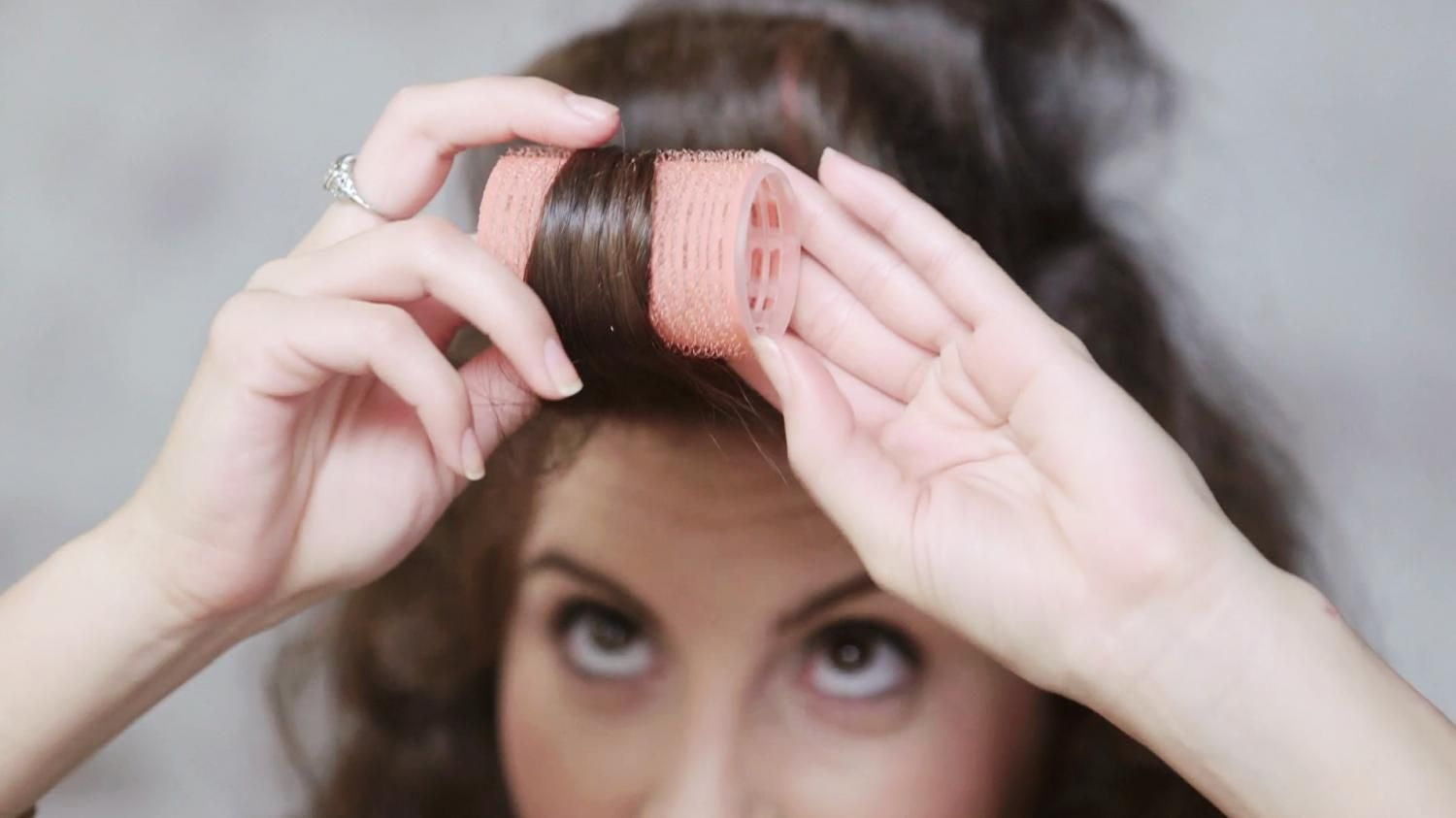 Tresemme Style Studio Rollers Tips How To Video Diy Hairstyles Hair Styles Tresemme