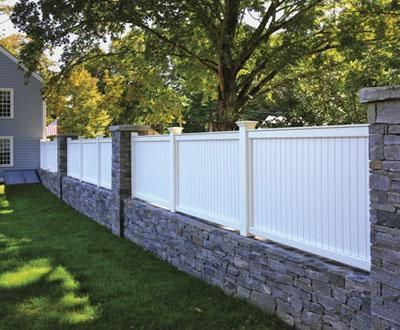25 Best Ideas About Stone Fence On Pinterest Rock Wall