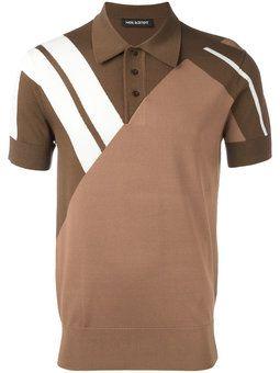 3ef609fdb contrast stripe polo shirt | Wishlist - Fashion in 2019 | Mens ...