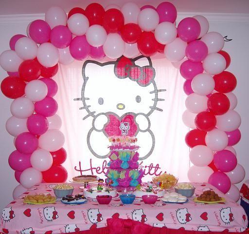 hello kitty party by Ana Seixas