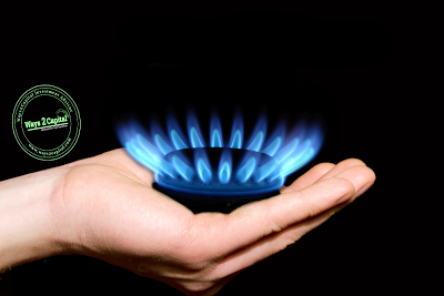 Natural Gas futures surged almost 5 per cent in the domestic market on Friday as investors and speculators booked fresh positions in the energy